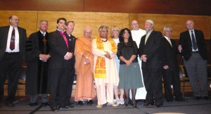 Hindu Baccalaureate Service at UNR