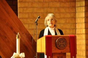 Rev. Rebecca Willis Appointed Prioress