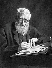 ALFRED RUSSEL WALLACE: On the Tendency of Humans Toward Spiritual Being, Part 1