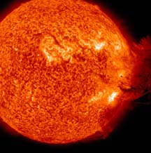 NASA Video of the June 7th 2011 Solar Flare