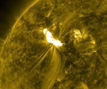 """""""Second Biggest Flare of the Solar Cycle"""""""