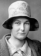 A young Jacquetta Hawkes PHOTO:  Nicholas Hawkes