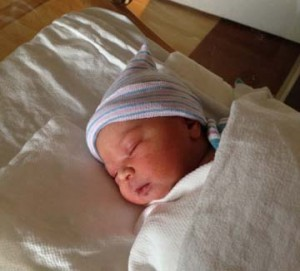 Helena Elizabeth Patel Savoy Birth Announced