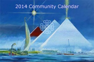 2014 Community Calendar Available