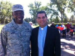 Bishop Savoy Delivers Memorial Day Invocation