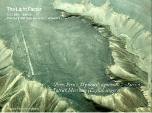 """THE LIGHT FACTOR: Sacred Power Places of Peru, Part 2"""