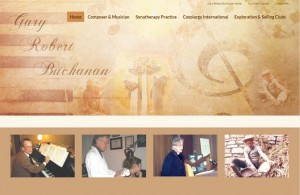 Meet Another Side of Reverend Canon Gary Buchanan
