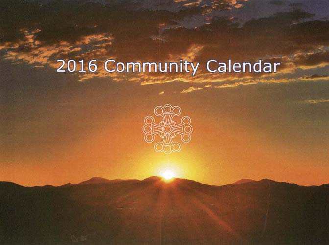 Send in your best photographs for the 2017 Community Calendar