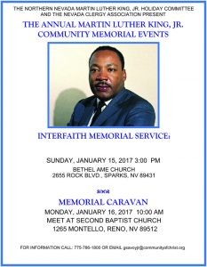 You Are Invited to MLK 2017 Community Events