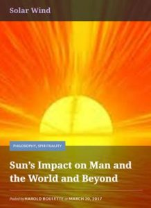 """Sun's Impact on Man and the World and Beyond"""