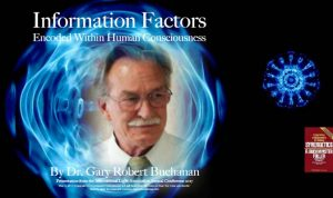 """Information Factors Encoded with Human Consciousness"""