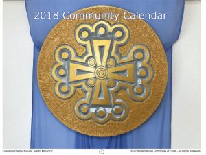 2018 Community Calendars Are on the Way