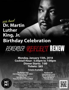 30th Annual MLK Jr. Birthday Celebration Attended