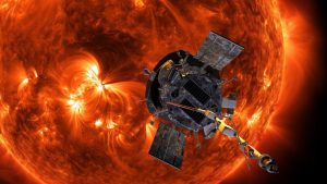 """NASA's Parker Solar Probe is attempting to touch the sun"""