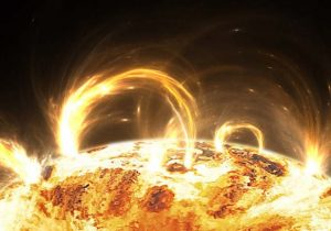 """Exotic matter uncovered in the sun's atmosphere"""