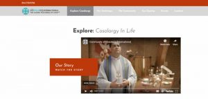 """Take a look at the Explore Cosolargy Page in the new Website"""