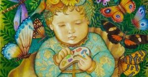 """""""Divine Child and the Awakened Soul"""""""