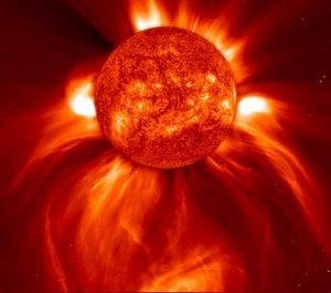 """""""Discovering the Electric Sun – Part 1″"""