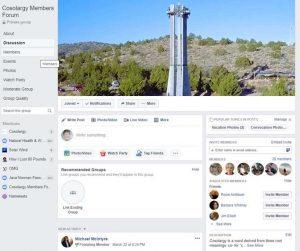 Cosolargy Forum Now on Facebook